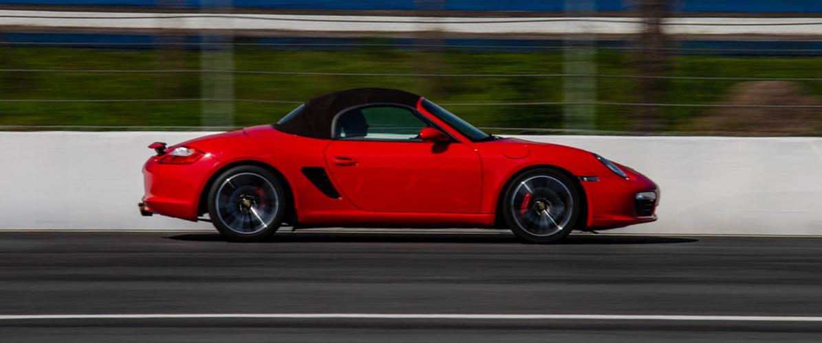 Encontro Porsche Clube <br>– Autódromo de Curitiba