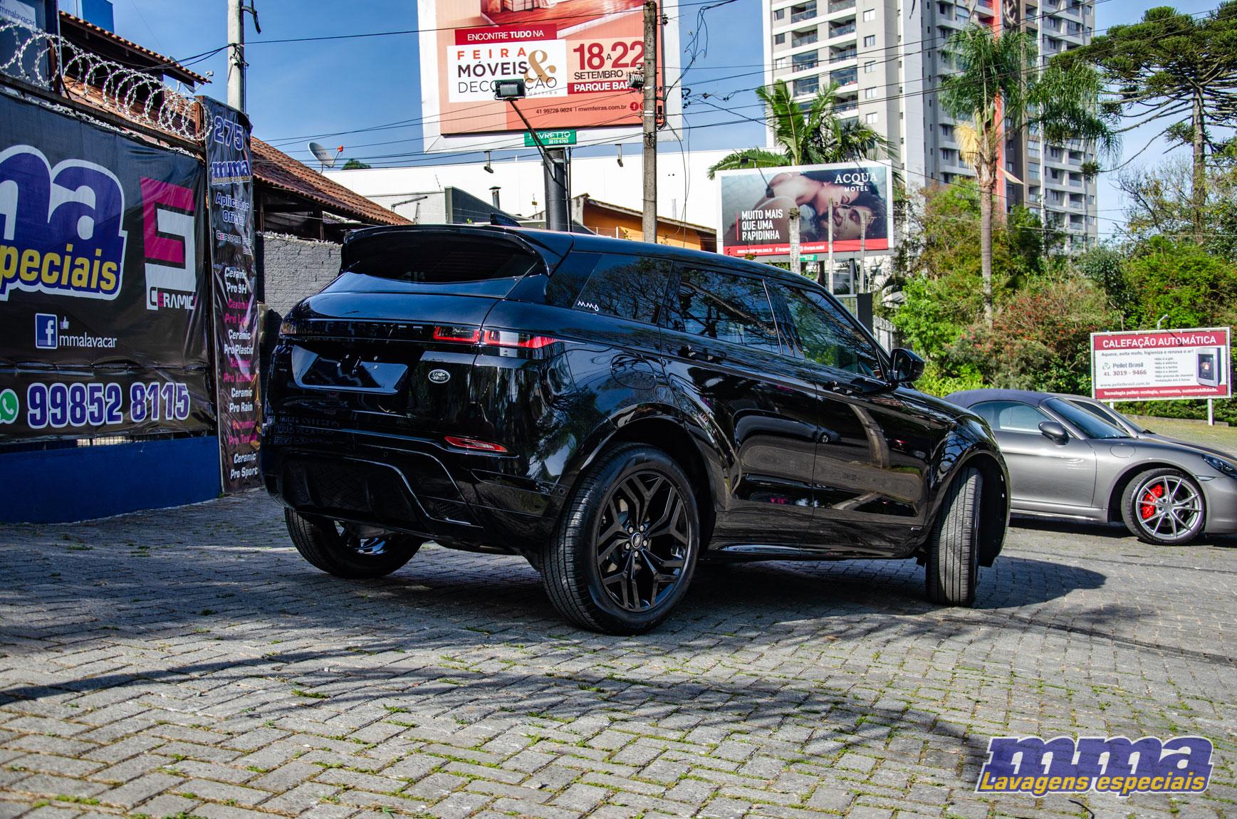 Range Rover Evoque <br> P300 HSE R-Dynamic