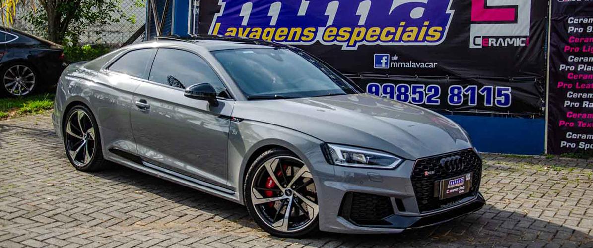Audi RS5 <br> Nardo Grey