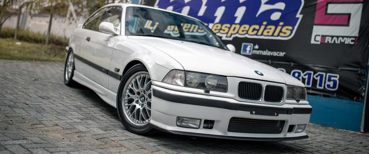 BMW M3 Geração E36 - Turbo <br> Nelson Piquet