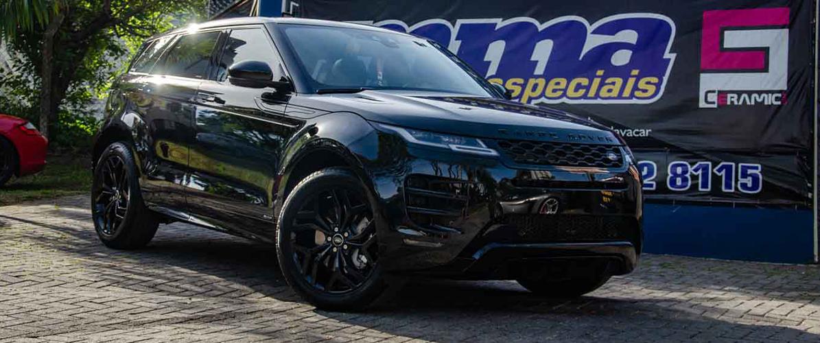 Range Rover New Evoque <br> P300 HSE