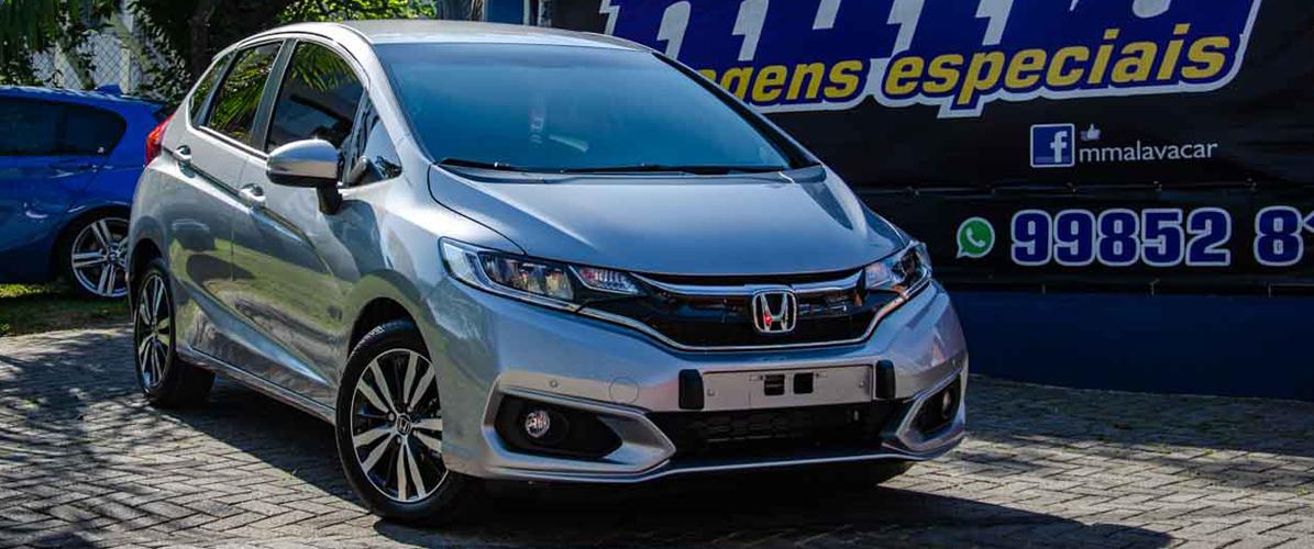 Honda Fit <br> 0km