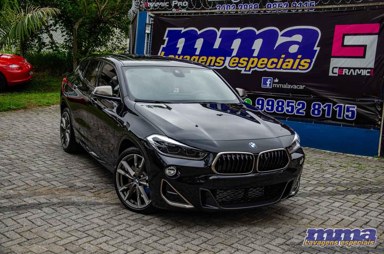 BMW X2 <br> M35I